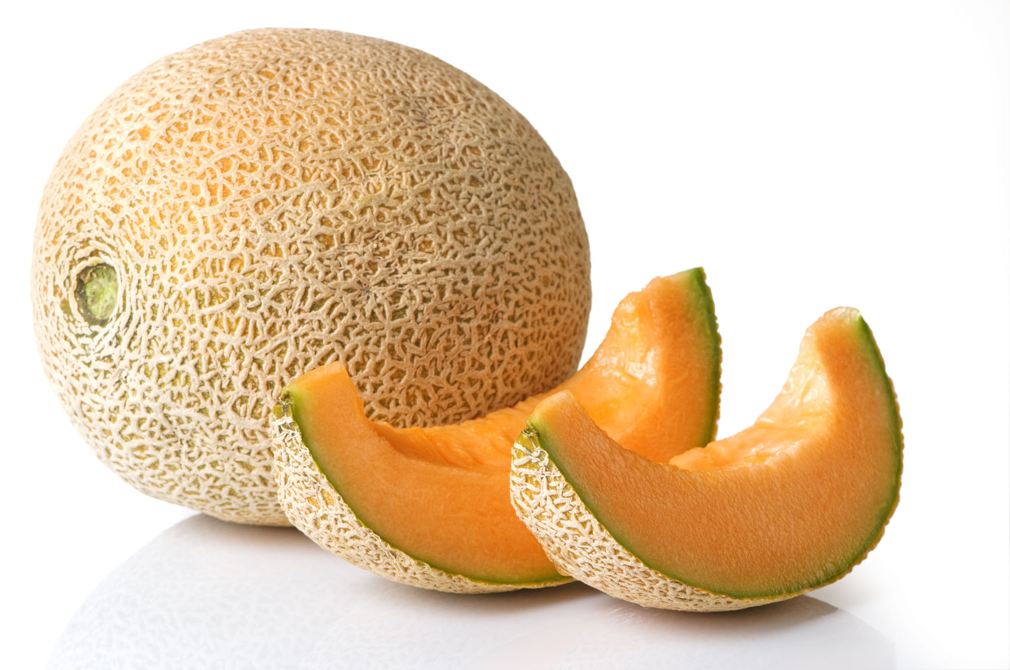 Melon Cantaloupe, und