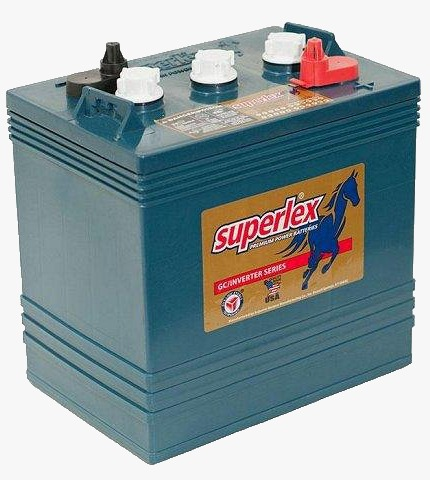 BATTERY SUPERLEX