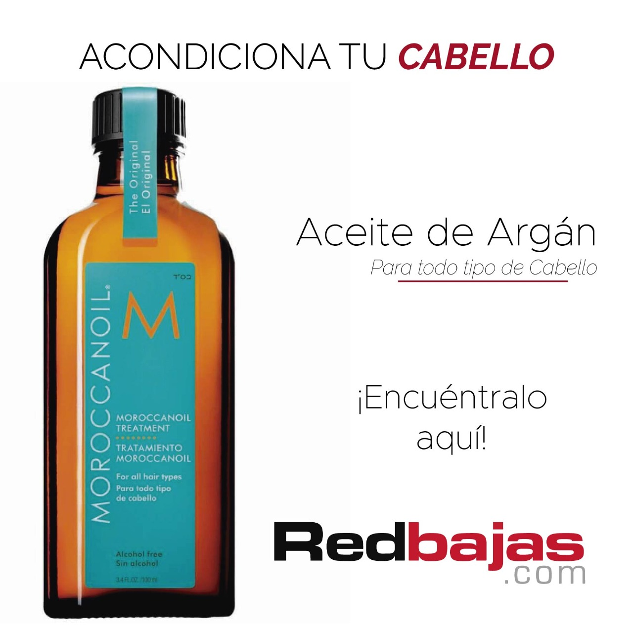 Aceite de Moroccanoil