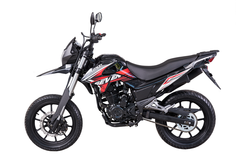 MOTORCYCLE LONCIN SEVEN