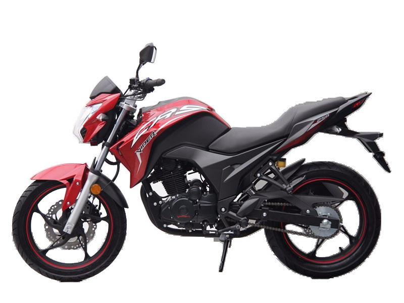 MOTORCYCLE LONCIN CR5 200 CC