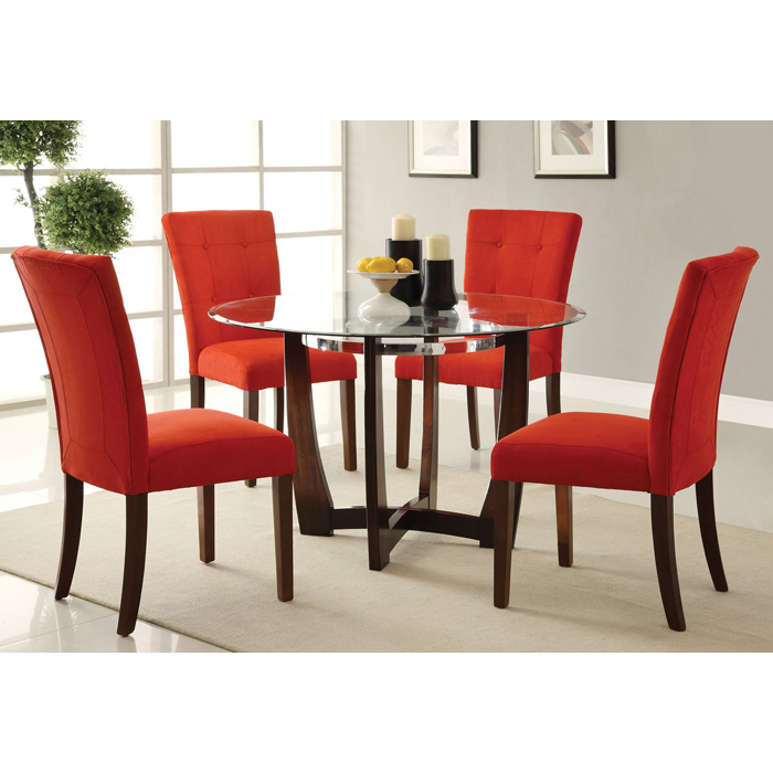 Baldwin Collection-DINING SET -Red