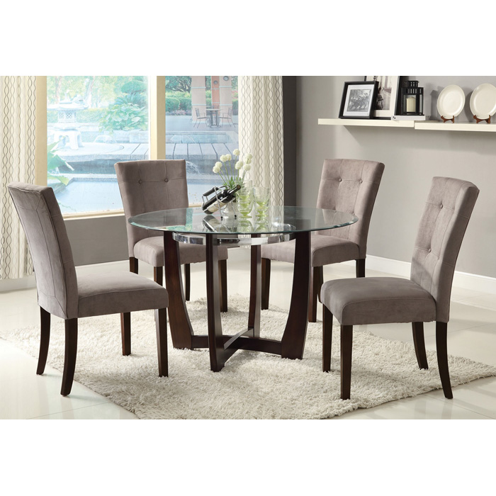 Baldwin Collection-DINING SET -Gray