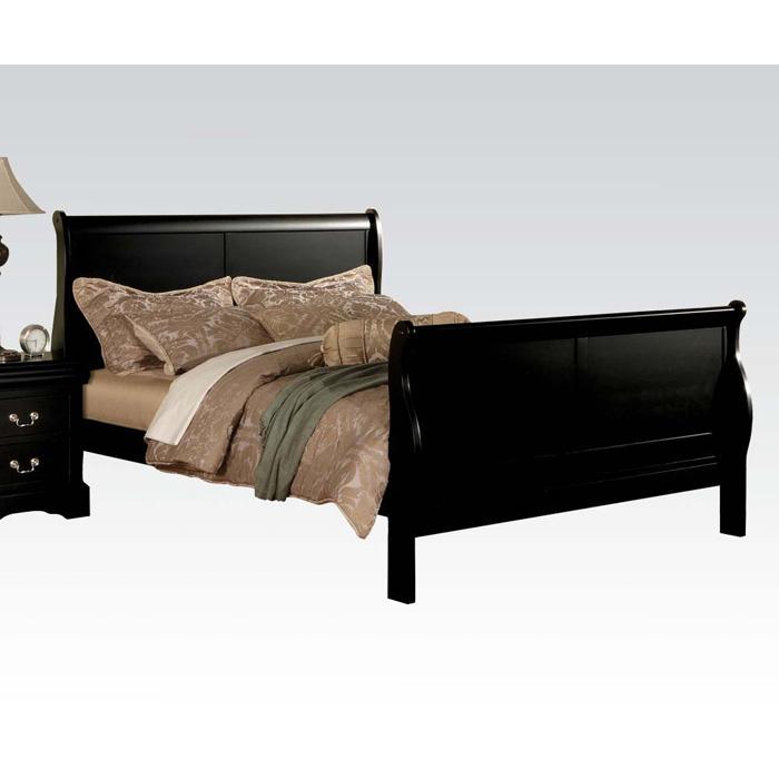 Louis Philippe III - Queen Bed