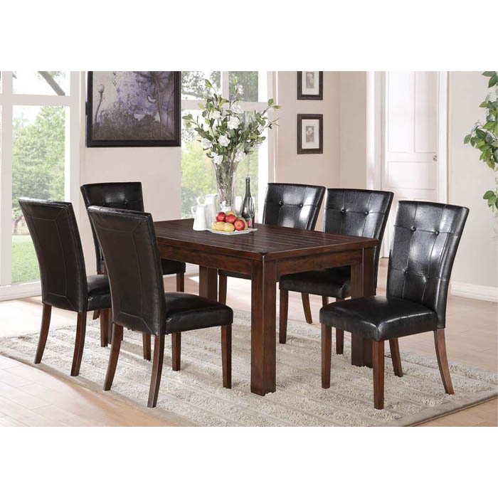 Easton Set- Dinner Table & 4 chairs