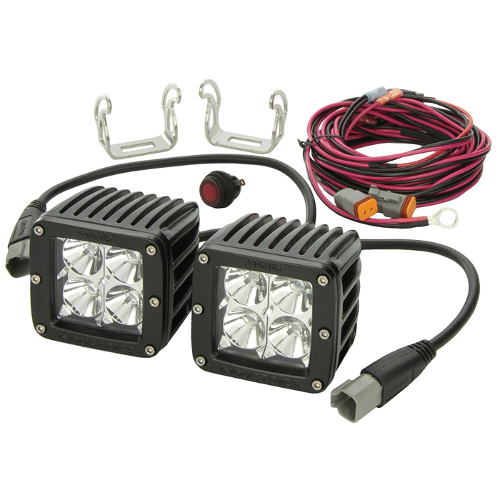 Rigid Industries LED Dually - Flood - Pair