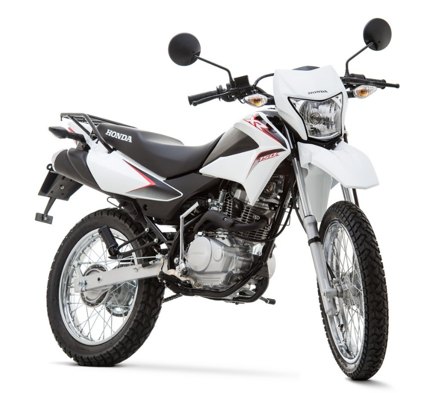 MOTORCYCLE HONDA XR-150CC