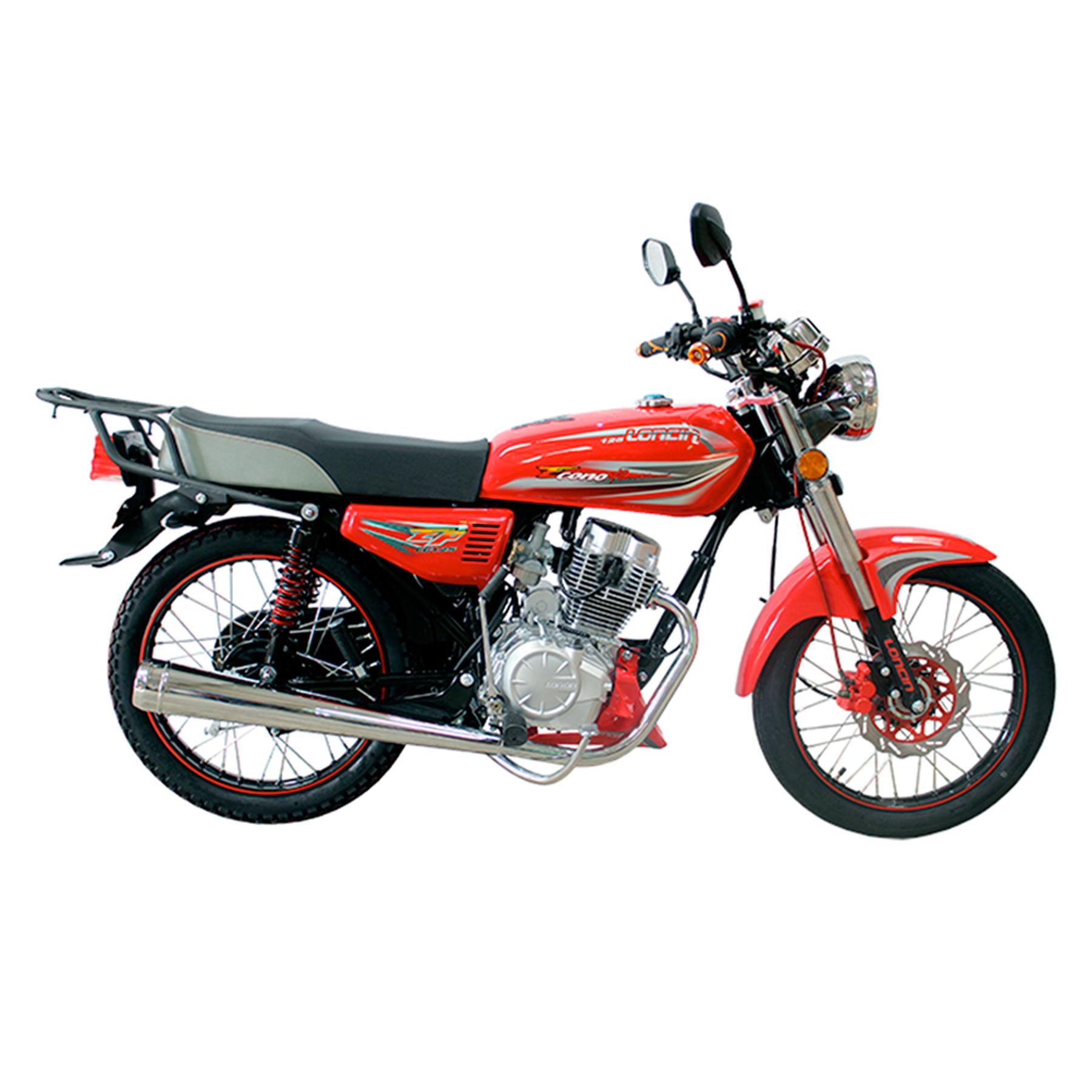 Motorcycle Loncin CG 125