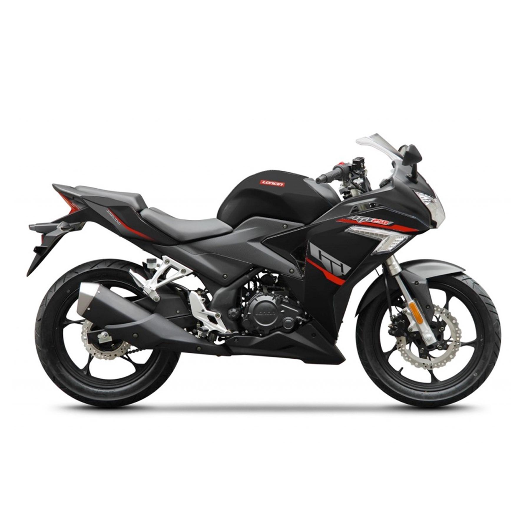 Motorcycle Loncin GP 250