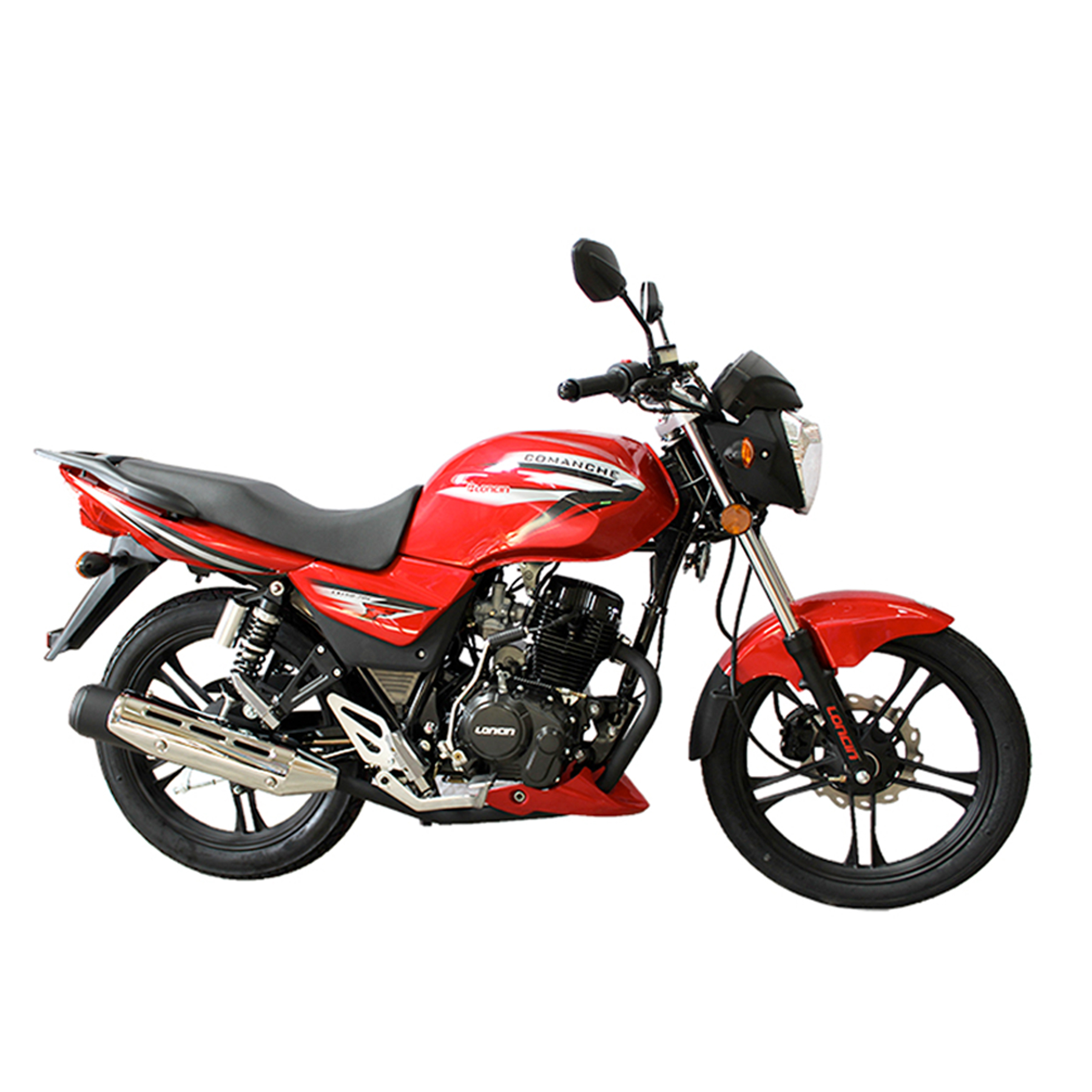 Motorcycle Loncin LX150 70C