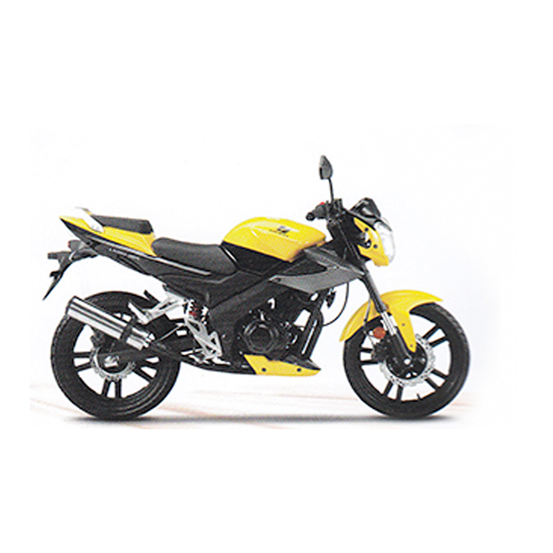 Motorcycle Loncin LX200-3 Spitzer