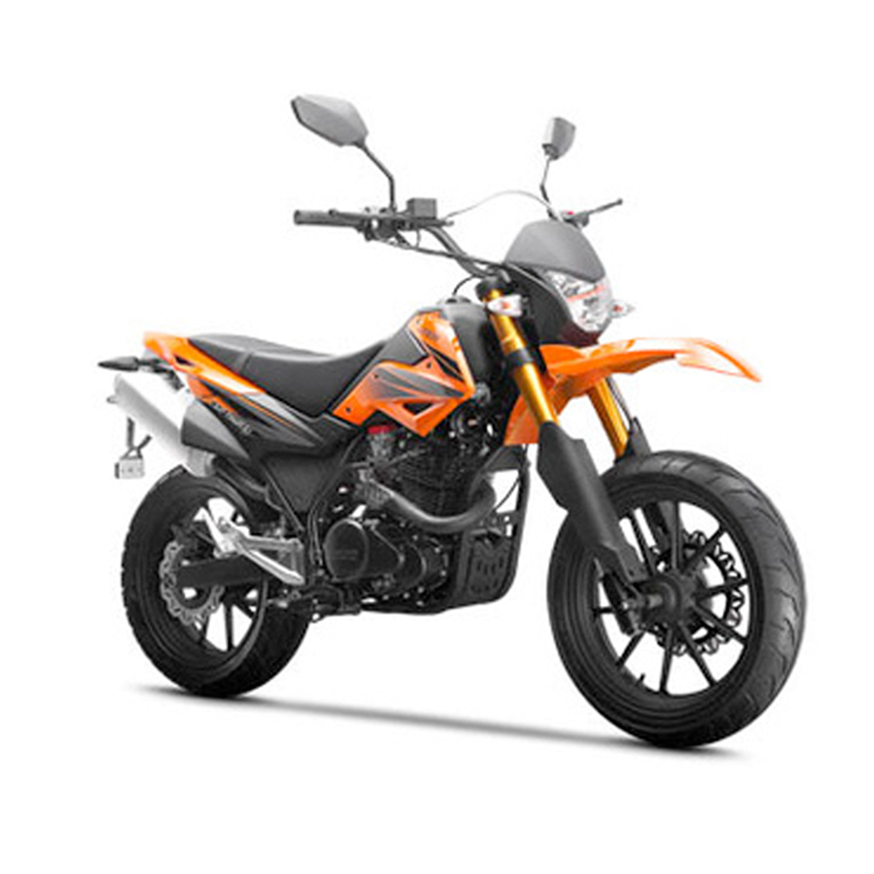 Motorcycle Loncin LX250GY
