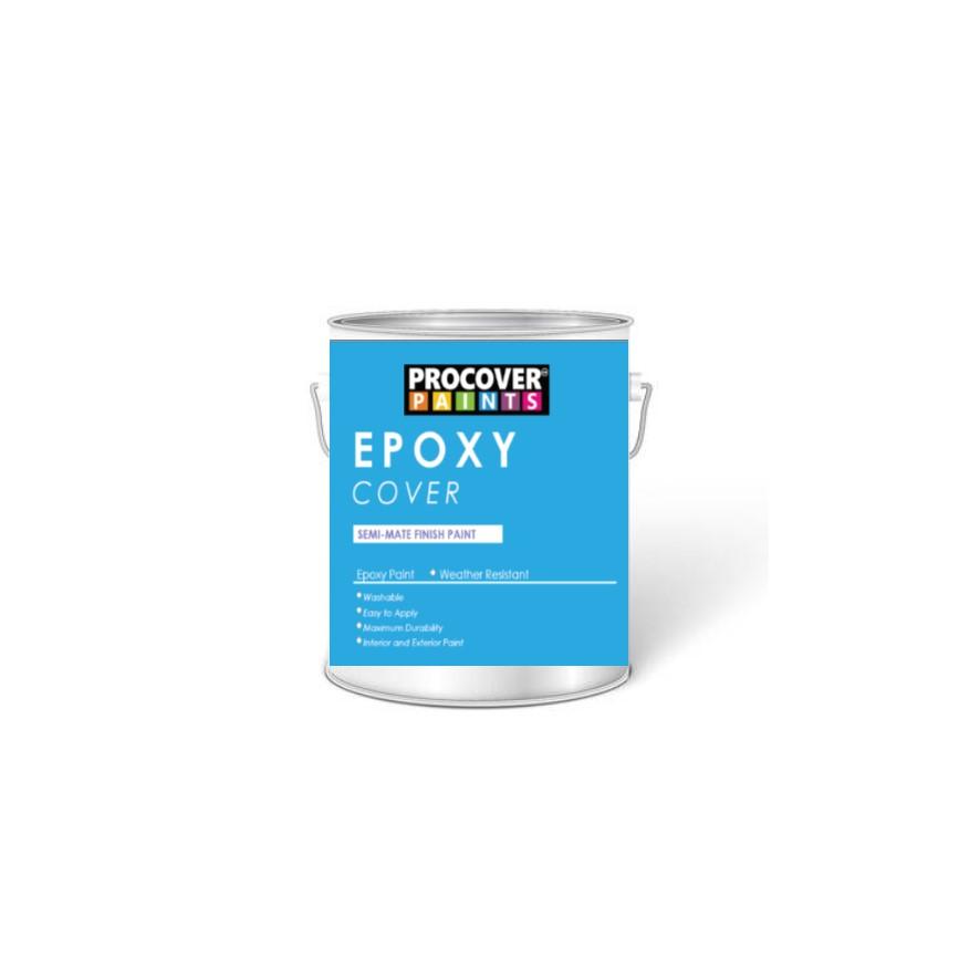 Pinturas Procover Epoxy Cover, galón