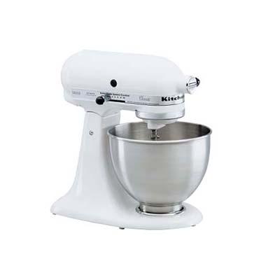 Classic pudding mixer