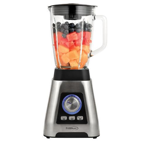 Stainless steel blender Premium