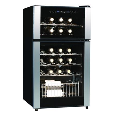 Premium refrigerator 28 bottles PWC286MLS
