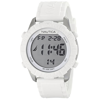 Nautica Unisex N09926G NSR 100 Digital Watch