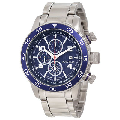 Nautica Men's N24534G NCT 402 Classic Analog Watch