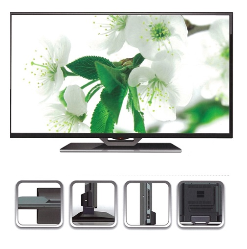 TELEVISION New line of LED TVs