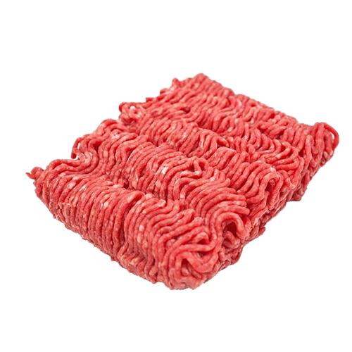 Carne Molida de res  de primera 80-20, lb