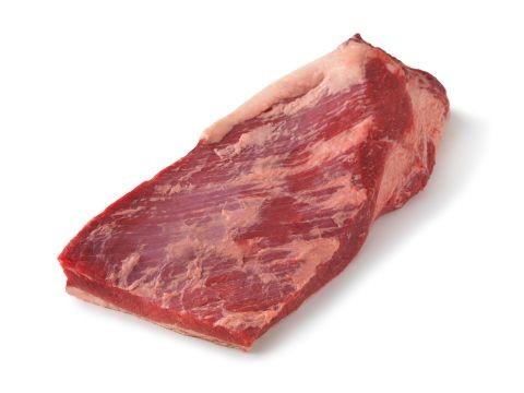 Carne Pecho de res, precio por lb