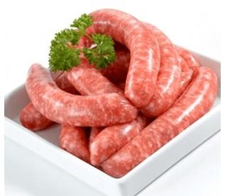 Salchicha BBQ Agrofem, lb