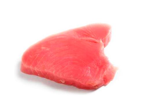 Filete de atún importado, precio por lb