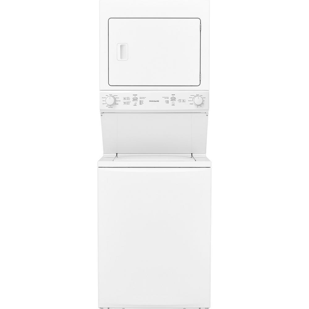 Lavadora secadora de ropa a gas Frigidaire