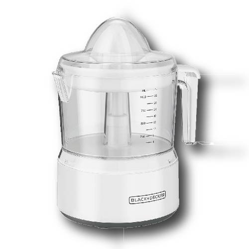 Extractor de jugo Black&Decker 30 Watts