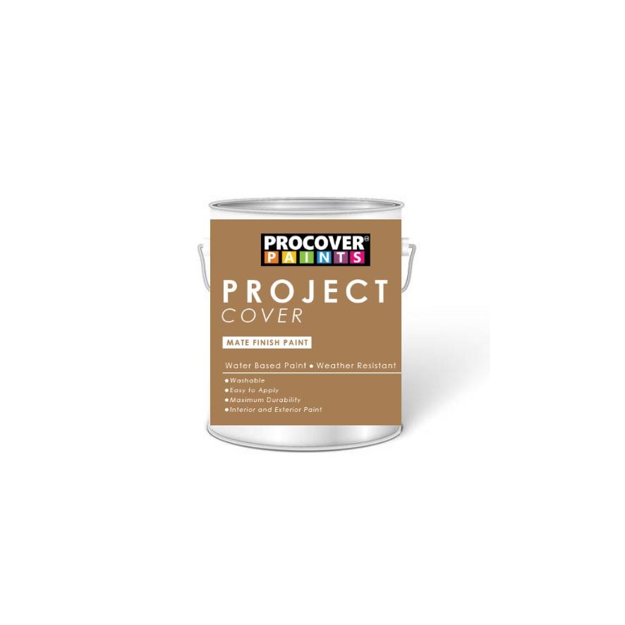 Pinturas Procover Acryl Project Cover, galón